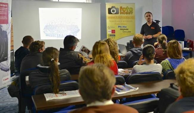 Seminarii, Conferinţe şi Tabere de Instruire