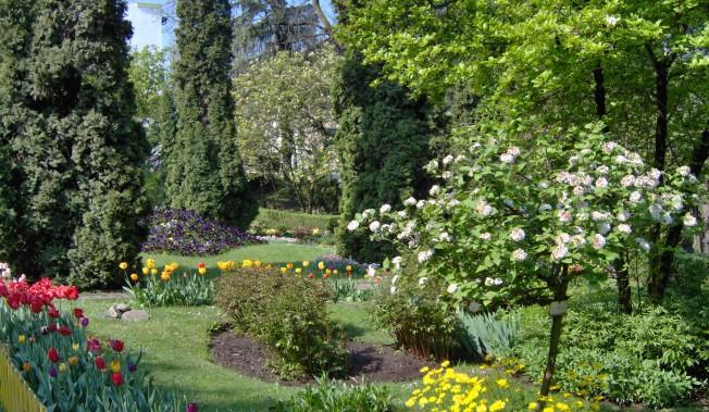Grădina Botanică din Cluj-Napoca